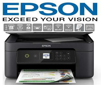 Epson XP-3100 Wireless Print Scan Copy - AirPrint Support -NEW • 79.95£