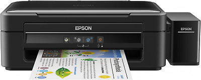 Epson EcoTank L382  Inkjet Printer, All-in-one +Inbuilt CISS Ink Tank+ 30% INK • 75£