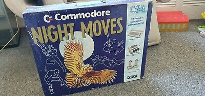 Commodore 64 Computer Boxed With Polys • 50£