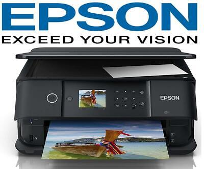 Epson Expression Premium XP-6100 - Print Scan Copy WIFI CD/DVD- Airprint Support • 119.95£