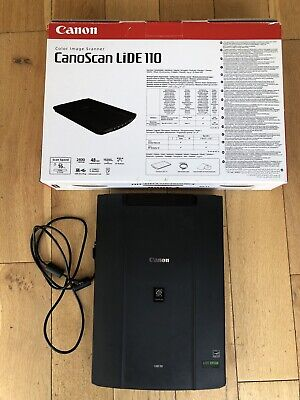 Canon CanoScan LiDE 110 Flatbed Scanner • 7£