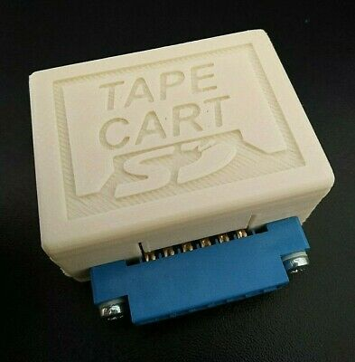 NEW Tapecart SD Reader For Commodore 64 Faster Than Tapuino,SD2IEC,PI1541 C64 • 15£