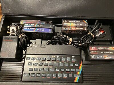ZX Spectrum 48K Bundle • 62£