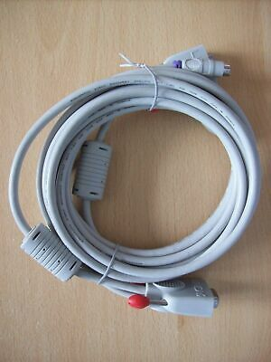Cable Lindy Combined KVM Cable For Lindy P16 PXT & U Series KVM Switches 5 M New • 22£