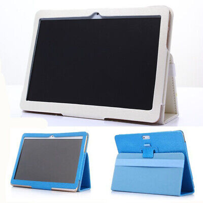 UK Seller 10.1 Inch PU Leather Tablet Case Stand For Android Tablet • 4.78£