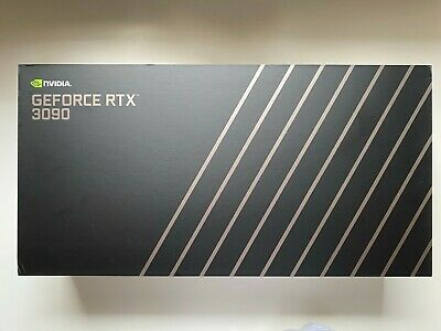 NVIDIA RTX 3090 Founders Edition (READY TO SEND) • 1,825£