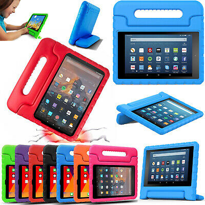 For Amazon Fire 7 7th Gen, 5th Gen Kids Shockproof Case Tough Eva Foam Cover UK • 6.99£