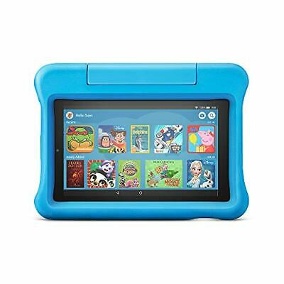 Fire 7 Kids Edition Tablet | 7  Display, 16 GB, Blue Kid-Proof Case • 128.99£