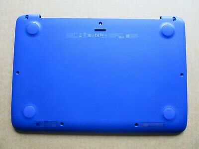 Grade A - HP Stream 11-r Series Lower Case Bottom Base Cover In Blue EAY0H00601A • 4.95£