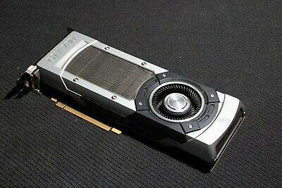 Nvidia GTX 780ti Graphics Card 3072MB PCIe-X16 Reference Card • 89.99£