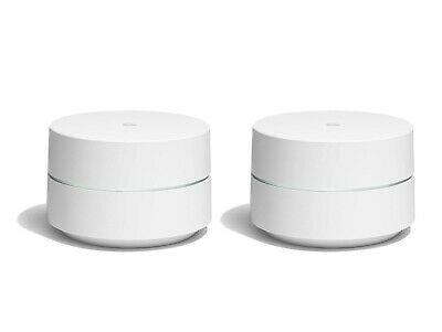Google Wi-fi - White, Pack Of 2 - Used • 120£