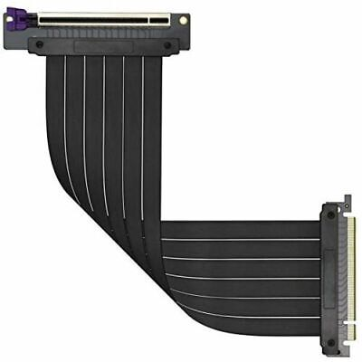 Coolermaster Riser Cable PCI-E 3.0 X16 - 300mm Ver.2 • 43.78£