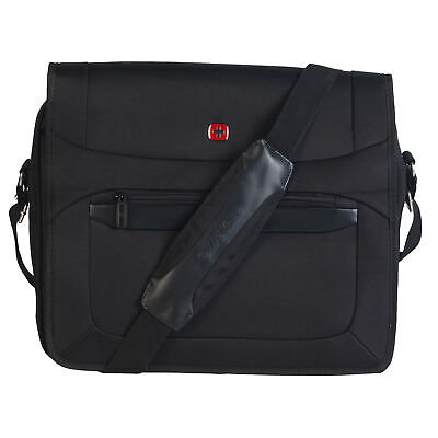 Wenger W73012292 Business Messenger Bag |16 Inches|Padded Laptop Computer • 17.99£