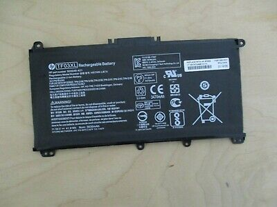 Genuine TF03XL Laptop Battery For HP Pavilion 15-CC 15-CD 920046-421 HSTNN-LB7X • 49.50£