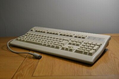 Vintage KeyTronic PC AT Keyboard Tested And Working • 49.95£