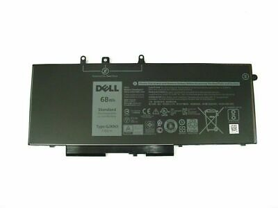 Genuine DELL Latitude 5280 5480 5580 68Whr 4 Cell Battery GD1JP GJKNX 451-BBZG • 59.95£
