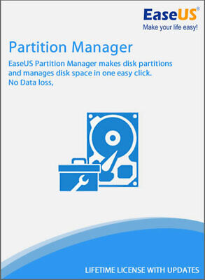 EaseUS Partition Masterr 15.0 + Lifetime Key + EaseUS Account • 16.50£