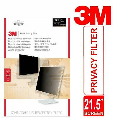 3M Privacy Filter For 21.5  Monitor Widescreen Desktop PF21.5W9 Touch Sensitive • 76.83£