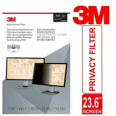 3M Privacy Filter For 23.6  Monitor Widescreen Desktop PF23.6W9 Touch Sensitive • 89.82£