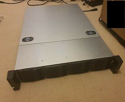 Chenbro RM23612LP Server Case 2u 100% Working Perfect Condition • 199£