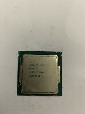 Intel Core I5-6500 6500 - 3.2GHz Quad-Core (BX80662I56500) Processor • 55£