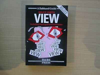BBC Micro VIEW Book In VGC • 7.95£