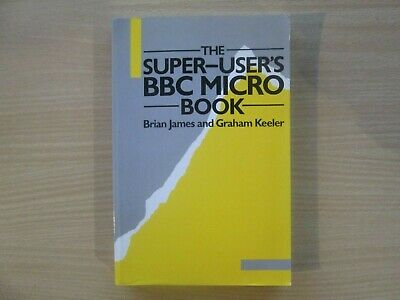BBC Micro The SUPER-USER'S BBC Micro Book In VGC • 7.95£