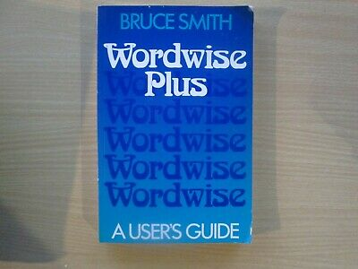 BBC Micro Wordwise Plus Book In VGC • 7.95£