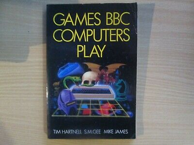 BBC Micro Games Book In VGC • 4.95£