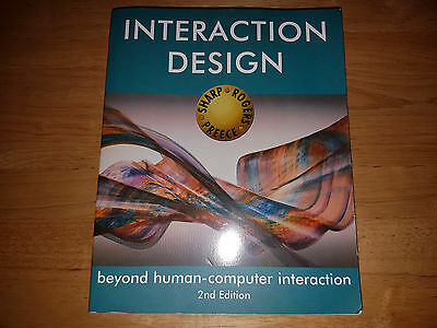 Human-Computer Interaction By Yvonne Rogers, Helen Sharp, Jenny Preece... • 0.81£