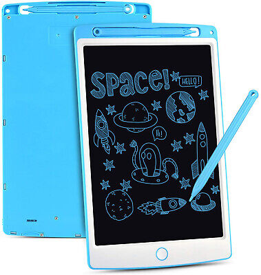 LCD Writing Pad Tablet Drawing Electronic Digital Kids Learning Teaching Board • 10.99£