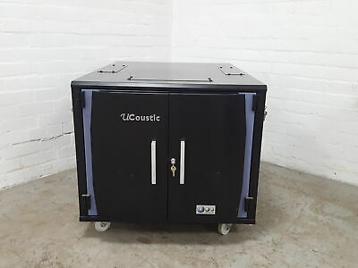 Usystems Ucoustic UCO001 Passive Sound Proof Server Rack 2015 • 1,012.50£