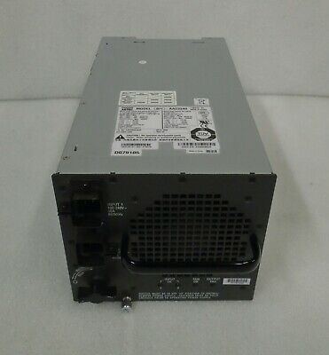 CISCO WS-CAC-6000W For 6500 SERIES CHASSIS.  FREE SHIPPING • 52£