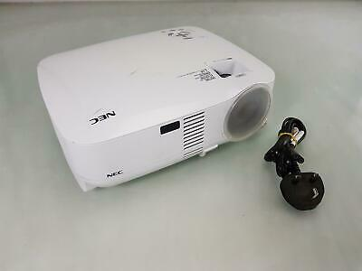 NEC VT59 Projector 11 Lamp Hours Used • 44.99£