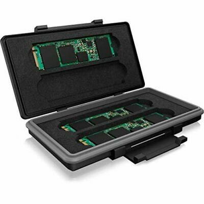 Raidsonic Cns - Accessories Protection Box For 4x M.2 Ssds Up To 80 Mm Length • 18.90£