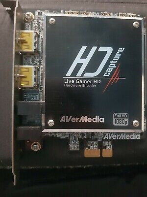 AVerMedia C985 Live Gamer HD 1080P HD Video Gaming Capture Card (Card Only) • 50£