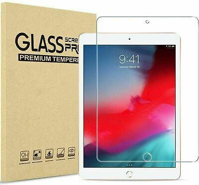 Tempered Glass Film Screen Protector For Apple IPad 1 2 3 4 Mini Air Pro 11 10.2 • 3.75£