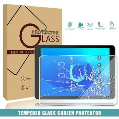 Tempered Glass Screen Protector For Alcatel 1T 10 2020 Smart (Not Fit 2018 Model • 5.96£