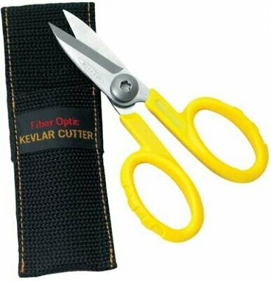Fiber Optic Shears With Protective Pouch - Wholesale • 97.99£