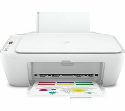 HP DeskJet 2710 All-in-One Printer With Start  Inks Print Copy Scan Wifi 305 Ink • 67.99£