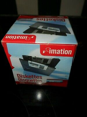 25 New Imation 2hd Diskettes • 0.99£