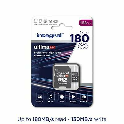 128GB Micro SD Card 4K Video Read Speed 180MB/s And Write Speed 130MB/s • 25.60£