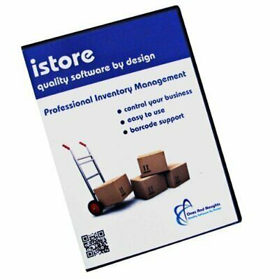 Istore Inventory Control Software - Barcode, Invoicing, Stock Management • 53.99£