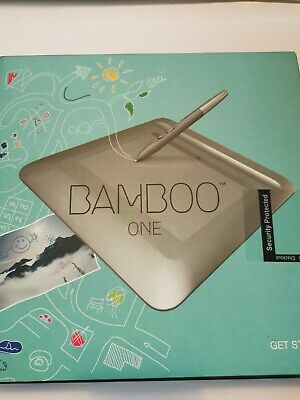 Bamboo One Graphics Tablet With Pen Wacom  • 22.80£