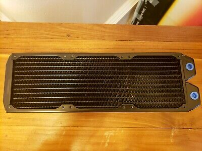 Alphacool NexXxoS XT45 Full Copper 360mm Triple Radiator - USED • 45£