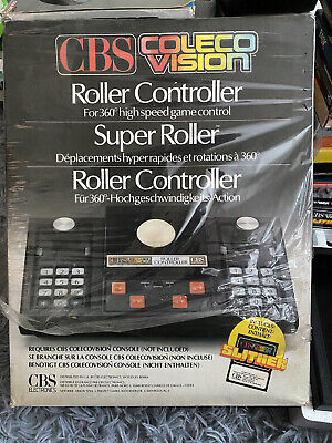 Colecovision Roller Controller Coleco Excellent Condition Rare Vintage • 31£