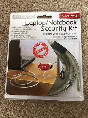Storex Laptop Security Kit • 4£