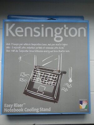 Kensington Notebook Laptop Cooling Stand Easy Riser • 4.99£