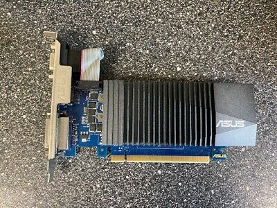 Asus Geforce Gt 710 1gb Pci Express - Gt710-sl-1gd5 • 25£