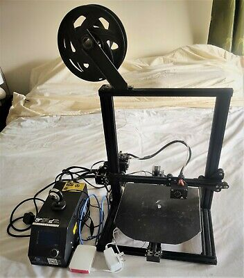 Creality CR-10 Mini 3d Printer (Full Working Order With Extras) • 110£